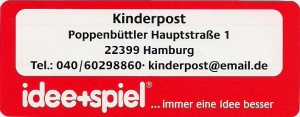 Kinderpost Logo